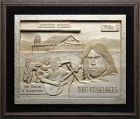 Dan Fogelberg | Colorado Music Hall of Fame | Don Woodard Art