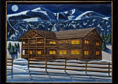 Mountain-Lodge