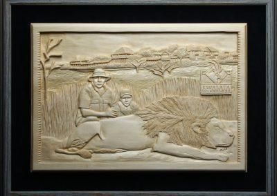Kwalta Lion Hunt