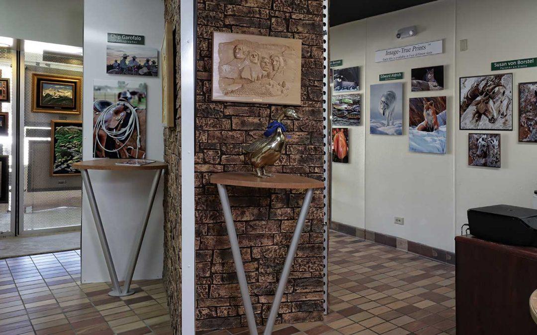 Studio & Gallery Sneak Peek