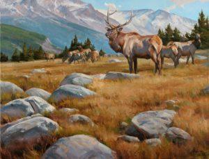 Colorado Icon by Edward A. Aldrich | Don Woodard Artworks