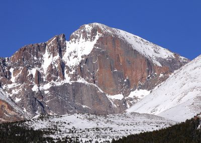 Longs Peak_East Face