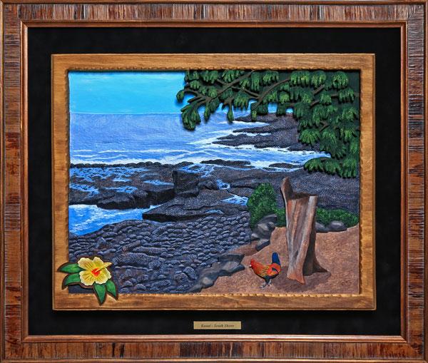 The islands of Hawaii