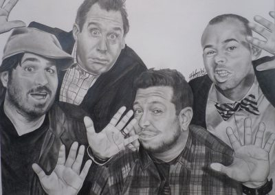 Impractical Jokers by Malaya Woodard